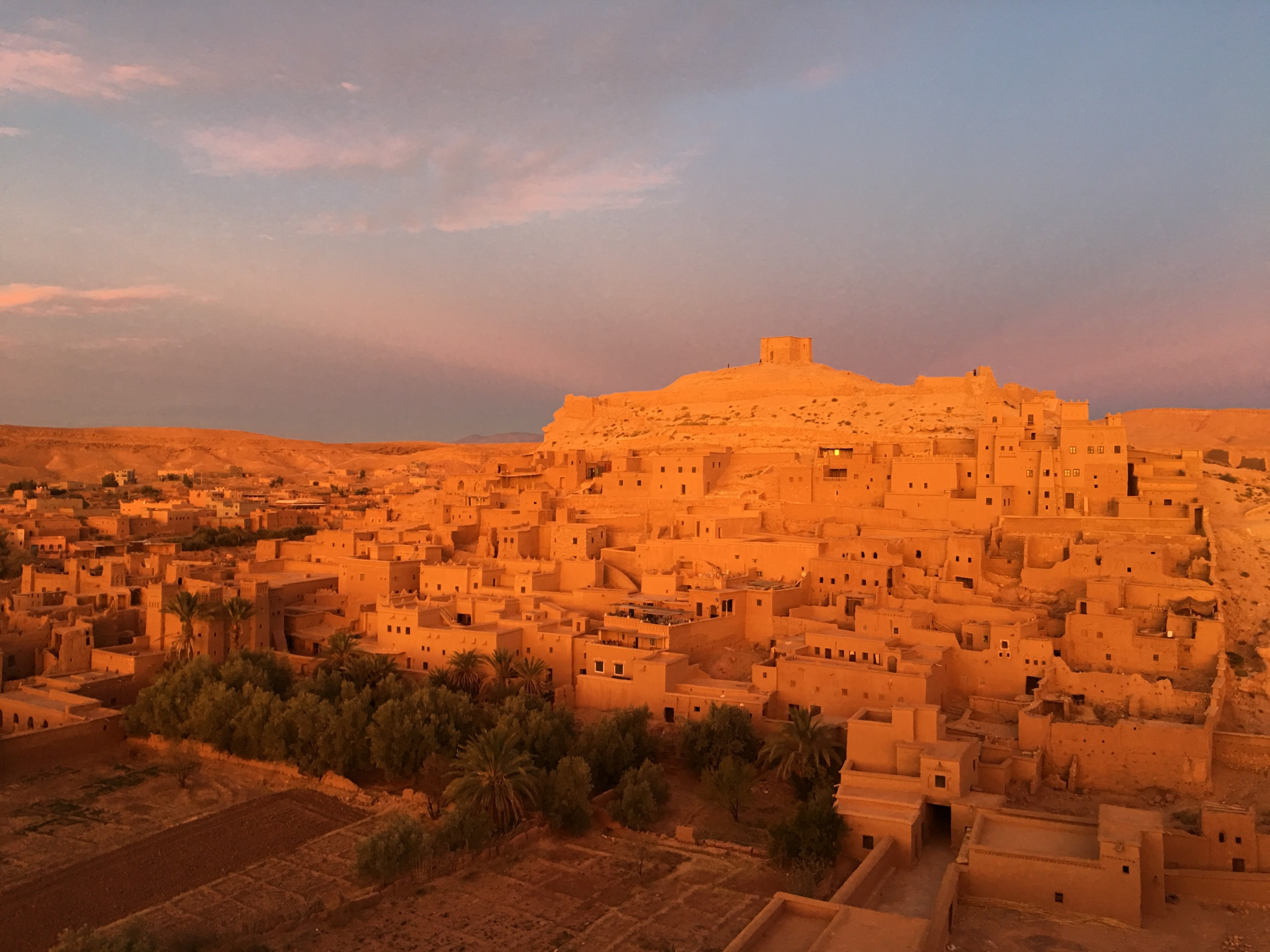 4 day Morocco itinerary » Marrakech desert tour and kasbahs